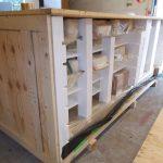 Caisse bois et PSE pour transport