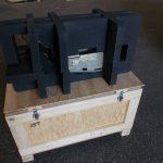 Caisse transport materiel fragile